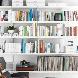 Elfa Shelves